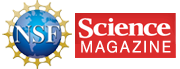 National Science Foundation and Science Magazine Logos