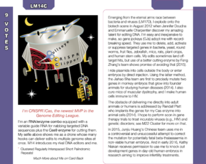 LM14C: Bullseye CRISPR Clipper