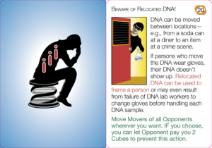 Beware of Relocated DNA!