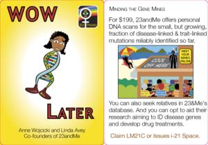 Minding the Gene Mines
